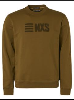 No Excess Sweater Moss Groen (97130750 - 152)N