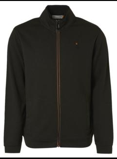 No Excess Vest Full Zip Jacquard Zwart (97100935 - 020)