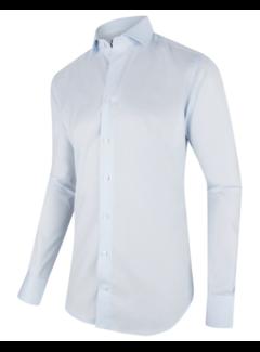 Cavallaro Napoli Overhemd Nosto Licht Blauw (110999039 - 600000)N