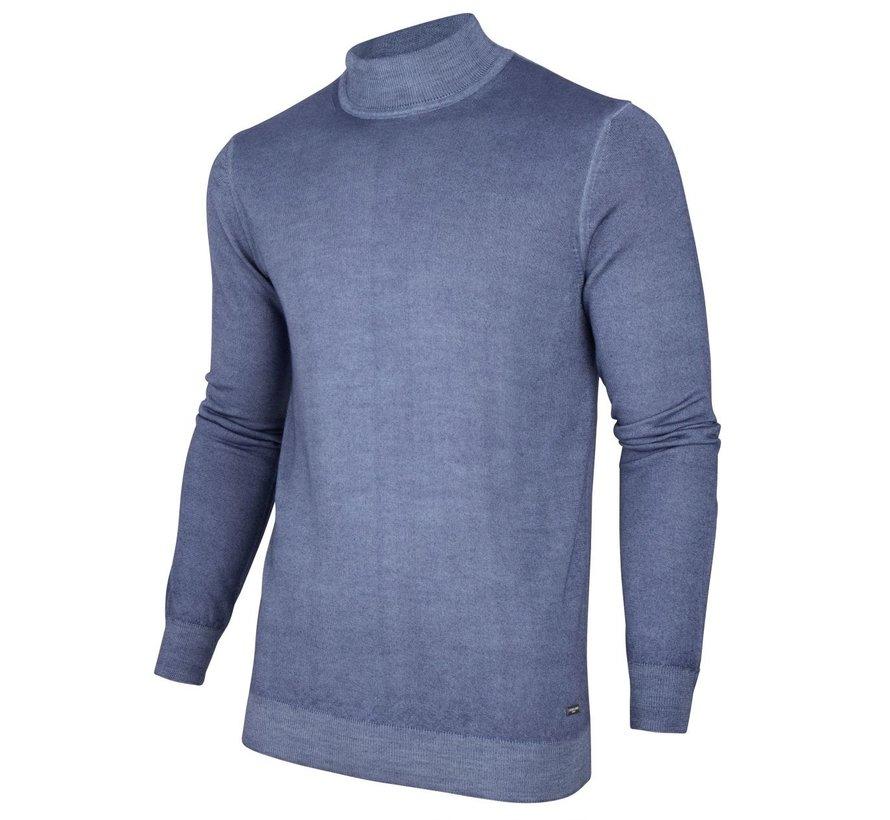 Pullover Turtolo Mid Blauw (118205010 - 650000)