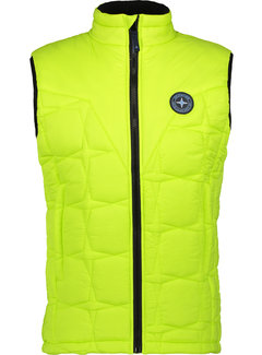 Haze&Finn Bodywarmer Puffer Lime (MC14-1030-Lime Punch)