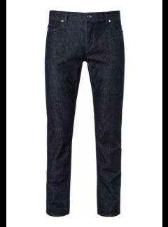 Alberto Jeans Pipe Regular Slim Fit T400 Navy (6867 1760 - 890)N
