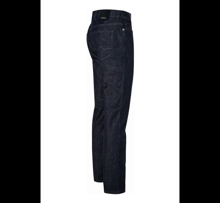 Jeans Pipe Regular Slim Fit T400 Navy (6867 1760 - 890)N