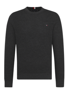 Tommy Hilfiger Pullover Antraciet Grijs (MW0MW10858 - 093)