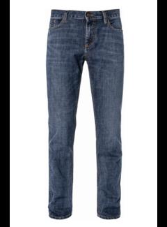 Alberto Jeans Pipe Regular Slim Fit Blauw (8939 - 1896 - 883N)