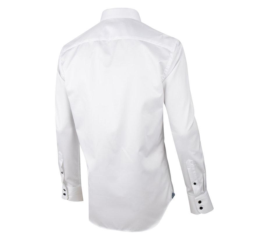 Overhemd Modono Wit (110205021 - 100000)