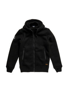 Superdry Hooded Vest Expedition Zwart (M2010497A - 02A)