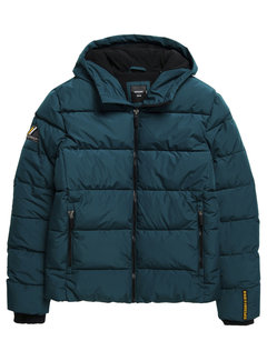 Superdry Winterjas Sports Puffer Groen (M5010227A - 4GM)