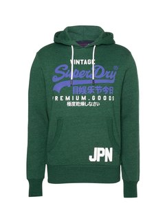 Superdry Hooded Sweater Groen (M2010514A - 3PZ)