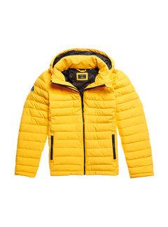 Superdry Hooded Winterjas Fuji Yellow (M5010201A - EVJ)