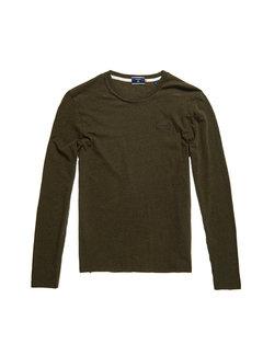 Superdry Longsleeve T-shirt Vintage Khaki (M6010122A - 4EP)