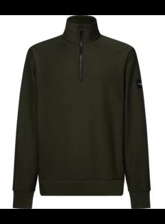 Calvin Klein Trui Half Zip Groen (K10K104950 - LDB)
