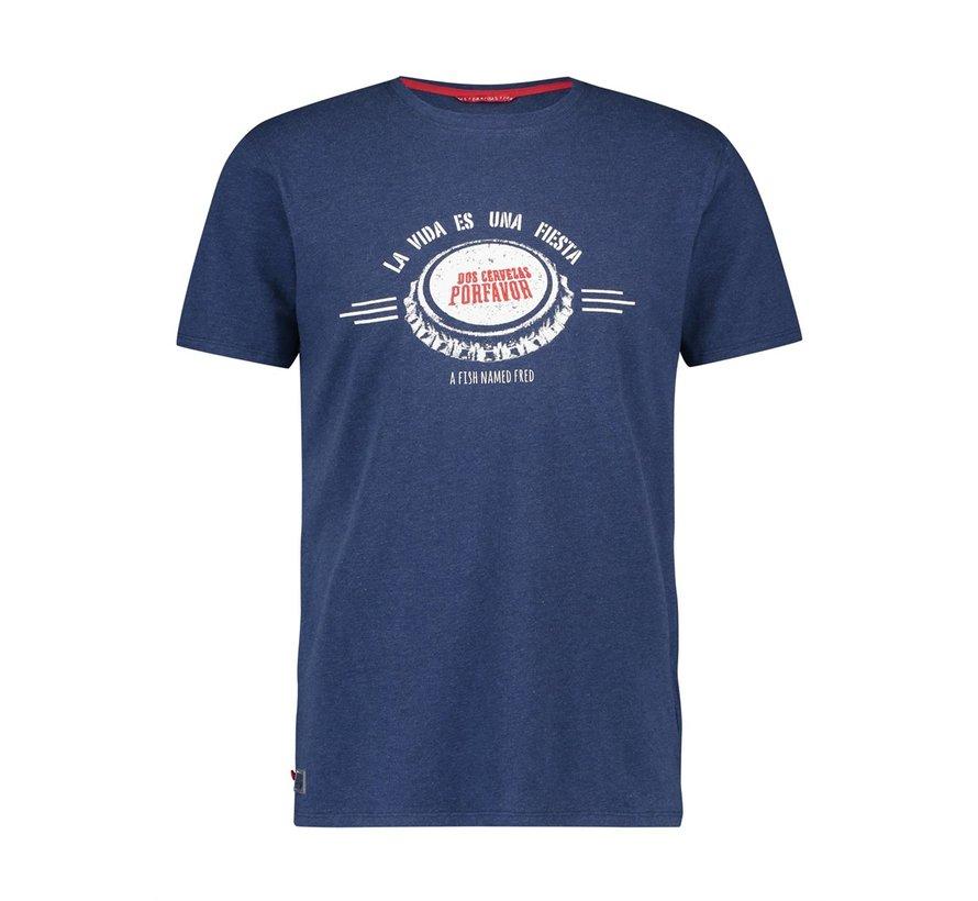 T-Shirt Navy (20.03.406)