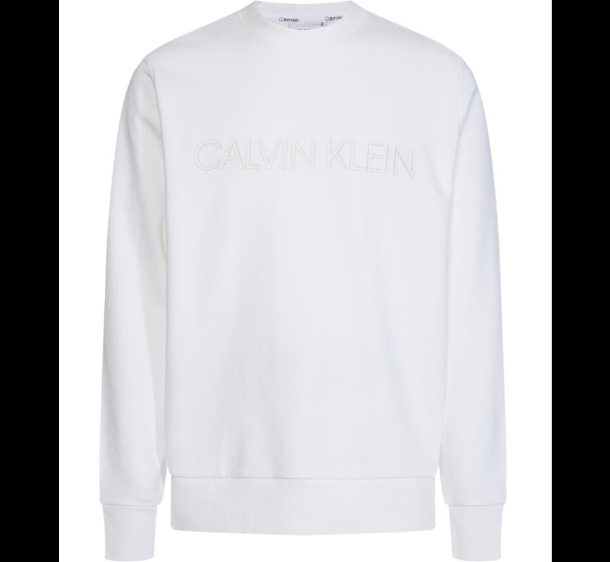 Sweater Wit (K10K105150 - YBS)