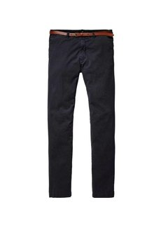 Scotch & Soda Chino Stuart Night Blue (124896 - 58)