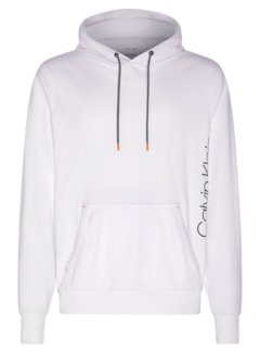 Calvin Klein Hooded Sweater Wit (K10K106186 - YAF)