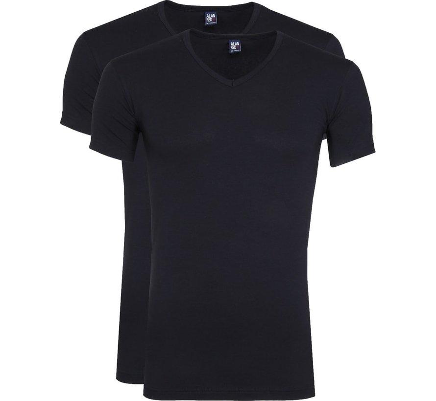 T-shirt Oklahoma 2Pack Stretch Navy (6681N)
