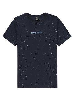 Kultivate T-shirt TS Painter Navy (2001010207 - 319)