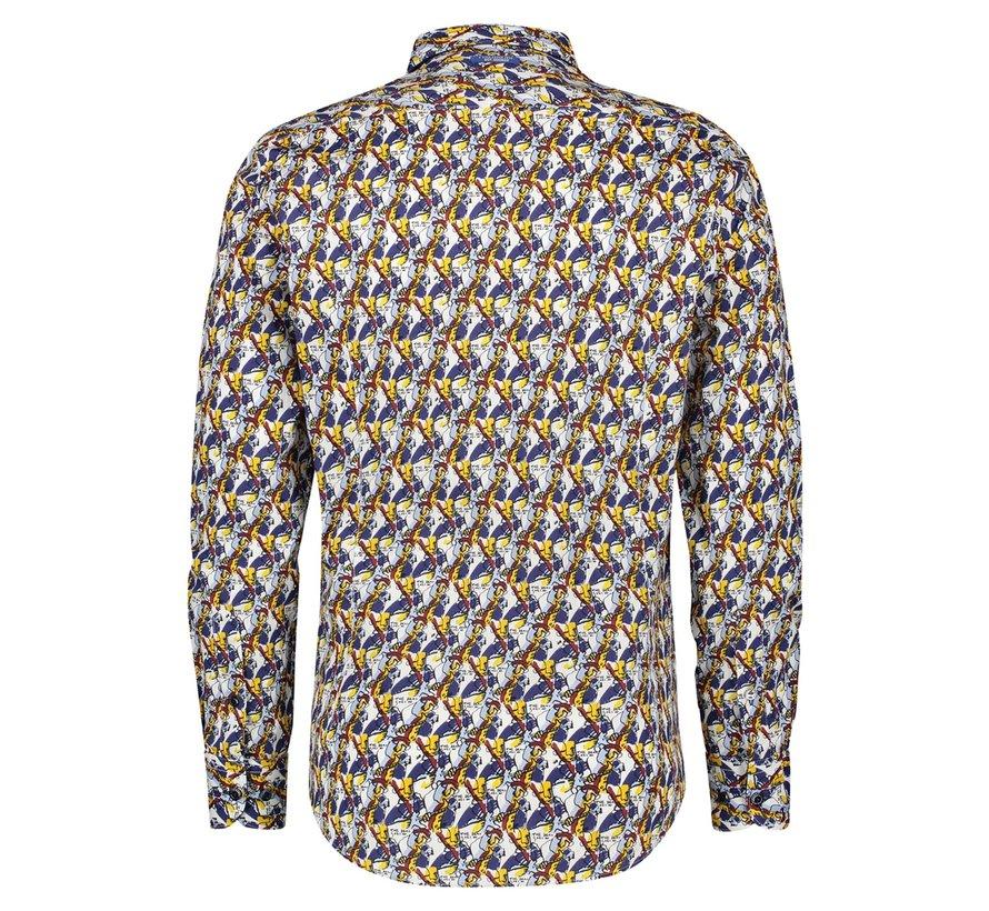 Overhemd Herman Brood (21.02.032)