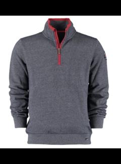 New Zealand Auckland Half Zip Sweater Waipakihi New Navy (20KN308 - 267)