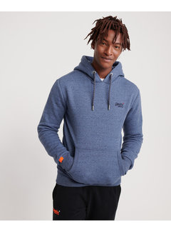 Superdry Hooded Sweater Blauw (M2000110A - 2SS)