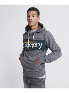 Superdry Hooded Sweater Grijs (M2010073A - V9V)