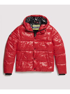 Superdry Winterjas Bomber Rood (M5000204A - 17I)