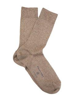 Profuomo Sokken 1Pack Melange Brown (PP2Z00027C)