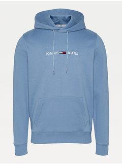 Tommy Hilfiger Hooded Sweater Blauw (DM0DM08474 - CZD)