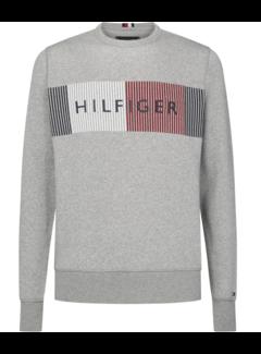 Tommy Hilfiger Sweater Logo Grijs (MW0MW10753 - 501)