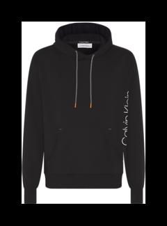 Calvin Klein Hooded Sweater Zwart (K10K106186 - BEH)