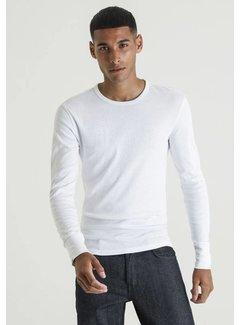 CHASIN' Longsleeve T-shirt Damian Wit (5111.213.002 - 010)