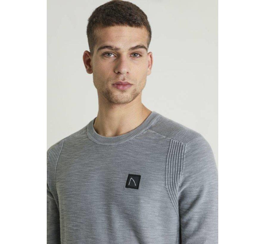Ronde Hals Sweater Alex Antraciet (3111400037 - E20)