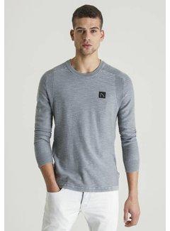 CHASIN' Ronde Hals Sweater Alex Antraciet (3111400037 - E20)