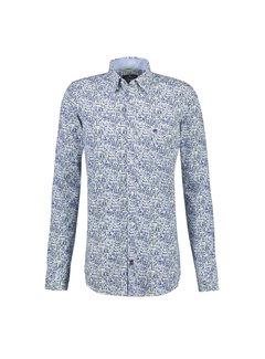 Lerros Overhemd Modern Fit Multicolor (2081432 - 473)