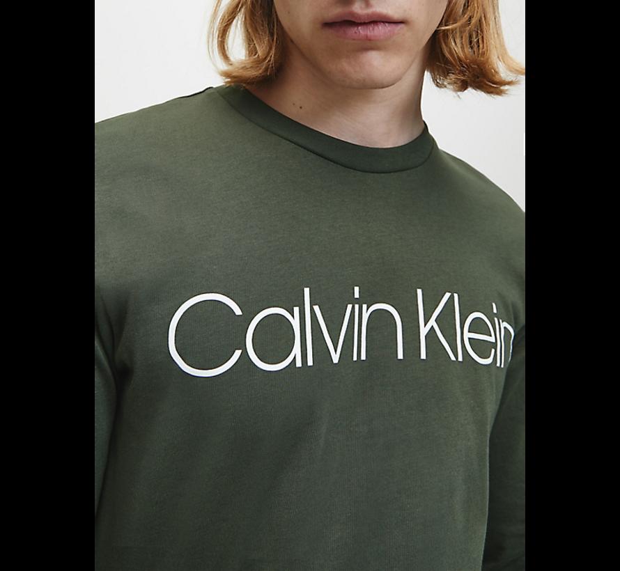 Longsleeve T-shirt Logo Army (K10K104690 - MRZ)