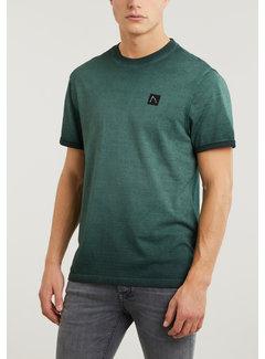 CHASIN' T-shirt Ronde Hals ARNOLD Groen (5211.213.125 - E52)