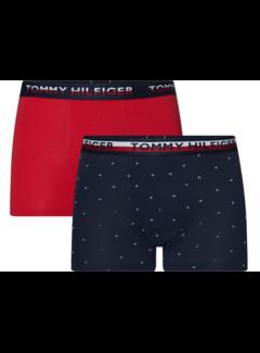 Tommy Hilfiger Boxershort Trunk 2Pack Multicolor (UM0UM01233 - 0WF)