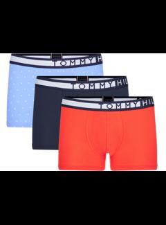 Tommy Hilfiger Boxershort Trunk 3Pack Multicolor (UM0UM01565 - 0WJ)