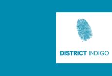 Het nieuwe merk District Indigo