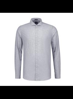 Dstrezzed Overhemd Print Bloemen Navy Blauw (303220 - 669)