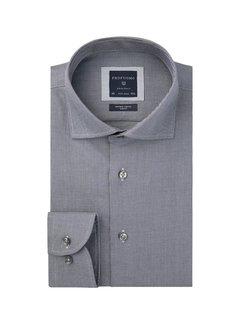 Profuomo Overhemd Slim Fit Dobby Navy (PPRH3A1021)N