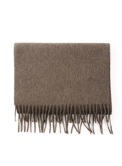 Tresanti Sjaal Virgin Wool Bruin (TRSC0035-5-152)
