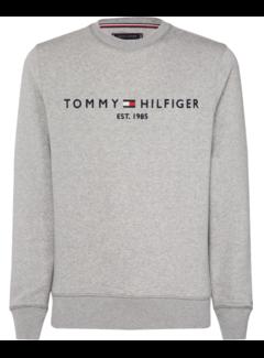 Tommy Hilfiger Sweater Logo Grijs (MW0MW11596 - P9V)