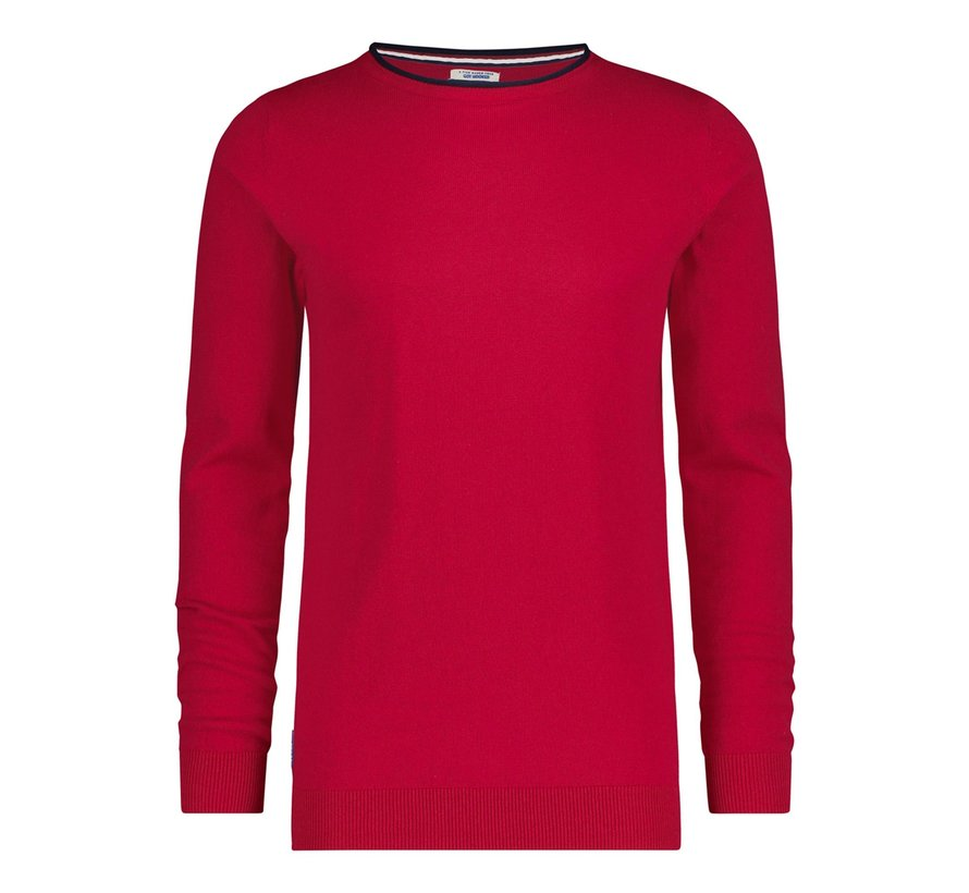 Pullover Rood (21.01.519)