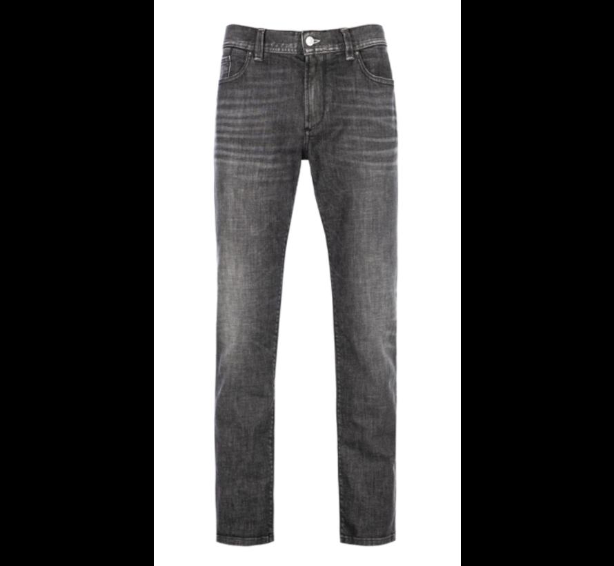 Jeans Pipe Regular Slim Fit Grijs (4247 1285 - 990)