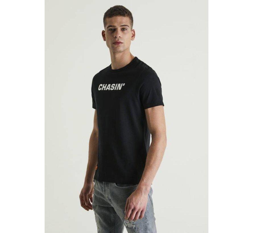 T-shirt Duell Logo Zwart ( 5211.213.137 - E90)