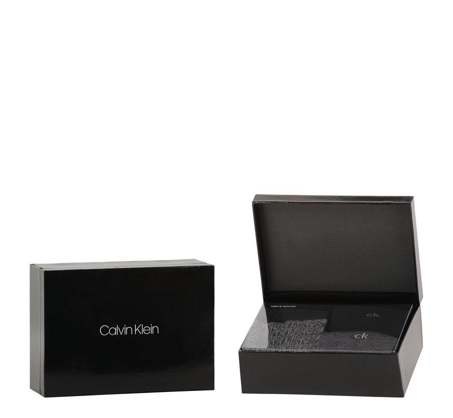 Sokken 3-pack Giftbox Ensley Dress Logo Zwart (100002161 - 001)