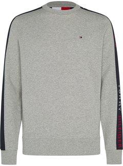 Tommy Hilfiger Sweater Tape Grijs (MW0MW15492 - PG5)