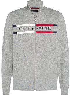 Tommy Hilfiger Vest Logo Grijs (MW0MW15237 - PG5)
